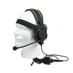 Headsets & PTT's