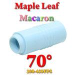 Maple Leaf Macaron Bucking 60°, 70°, 75° & 80°