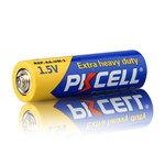 Batterijen AA 1.5V PKCELL Heavy Duty 4 stuks