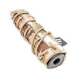 Silencer Cover Multicam PTG Progun silencercover tan od zwart atacs