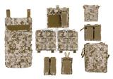 """Plate Carrier """"Mod Carrier Combo"""" Marpat Dessert (Invader Gear)_"""
