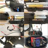 CNC Aluminum Hopup Chamber ME - SPORT with LED (Maxx Model)_