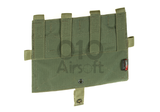 Crye Precision by ZShot AVS/JPC MOLLE Front Flap M4 (Ranger Green)_