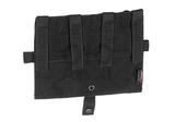 Crye Precision by ZShot AVS/JPC MOLLE Front Flap M4 (Black)_