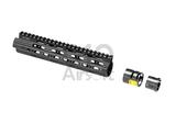 Leapers AR-15 9.6 Inch Super Slim Free Float Handguard_