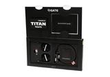Gate Titan V2 NGRS Advanced Set Front Wired_