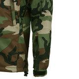 101Inc softshell woodland camouflage patroon