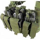 Condor Recon Chest Rig OD groen pouches