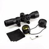 Tactical 4x32 scope met vaste vergroting
