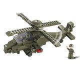 SLUBAN ATTACK HELICOPTER M38-B0298 #16155