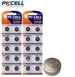 Knoopcel batterijen AG13 1.5V PKCELL 50 stuks (LR44)_