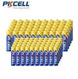 Batterijen AAA 1.5V PKCELL Heavy Duty 4 stuks_