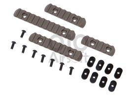 MPOE Polymer Rail Sections Tan (Element)