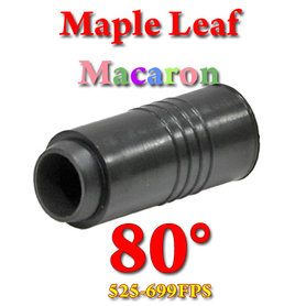 Hop Up Rubber Macaron 80° (Maple Leaf)