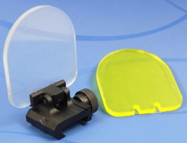Scope Protector Zwart