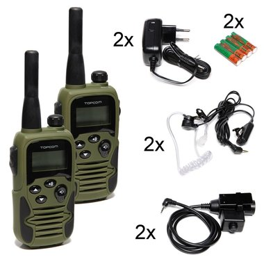 Topcom Set + PTT Z113
