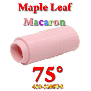 Hop Up Rubber Macaron 75° (Maple Leaf)