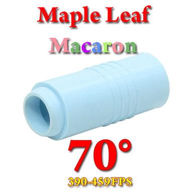 Hop Up Rubber Macaron 70° (Maple Leaf)