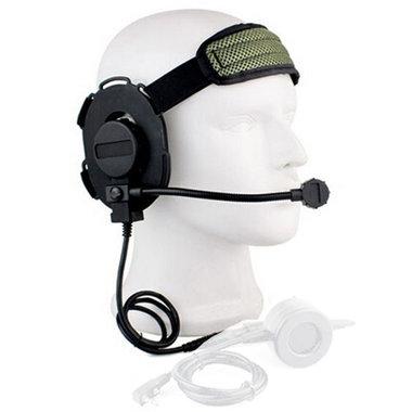Headset Evo III Zwart (Z-Tac)