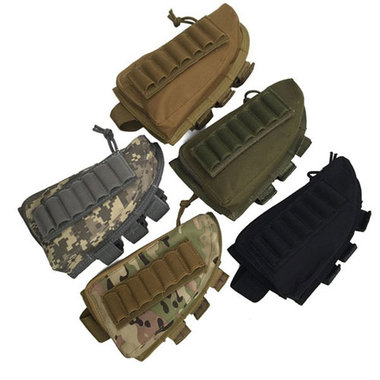 Stock Pouch Multicam
