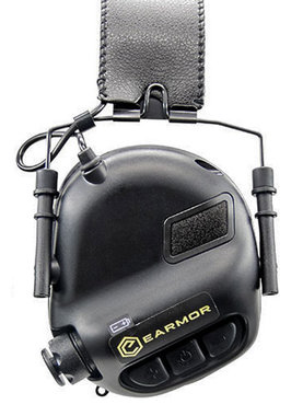 Headset M32 Mod 1 Zwart (Earmor)