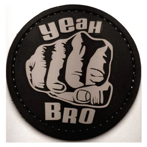 Patch Yeah Bro (PVC)