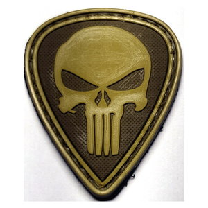 Patch Punisher Diamant (PVC)