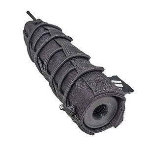 Silencer Cover Zwart PTG progun silencercover tan multicam od groen atacs