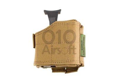 Warrior Universal Pistol Holster Coyote Tan Multicam ATACS-FG