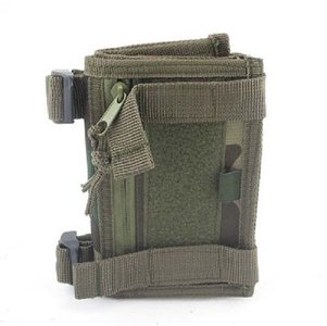 101inc Map pouch arm molle office mappouch tan od groen zwart multicam woodland