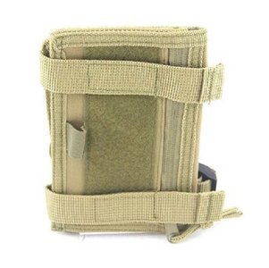101inc Map pouch arm molle office mappouch tan od groen zwart multicam woodland