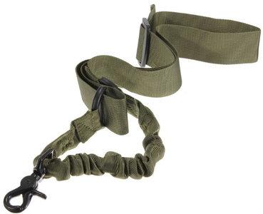 Degelijke 1 point sling om de replica aan te hangen. Verkrijgbaar in 3 kleuren:Zwart, Groen & Tan