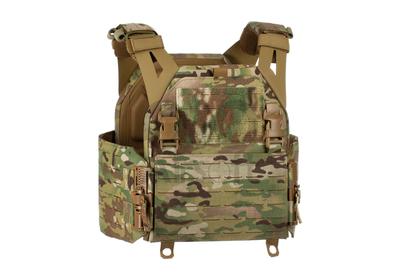 """Plate Carrier """"Low Profile Carrier V1"""" Multicam (Warrior)"""