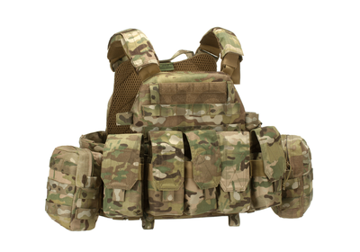 "Plate Carrier ""DCS 5.56 Config"" Multicam (Warrior)"