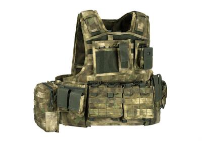 "Plate Carrier ""Mod Carrier Combo"" Everglade (Invader Gear)"