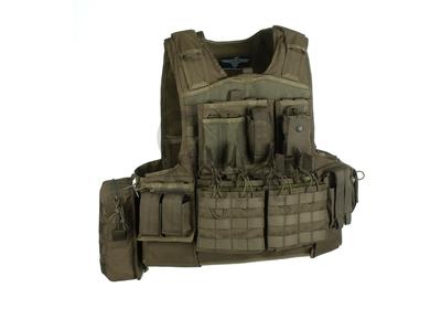 """Plate Carrier """"Mod Carrier Combo"""" Ranger Green (Invader Gear)"""