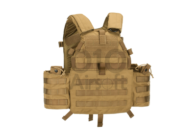 6094A-RS Plate Carrier Coyote (Invader Gear)