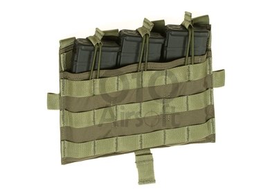Crye Precision by ZShot AVS/JPC MOLLE Front Flap M4 (Ranger Green)