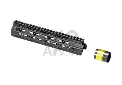 Leapers AR-15 9.6 Inch Super Slim Free Float Handguard