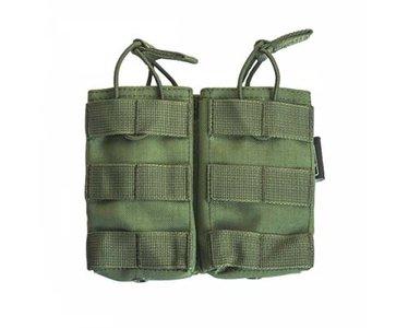 PTG M4 5.56 M4 M16 Double magazine Pouch coyote tan od groen zwart