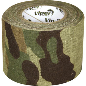 Camouflage Tape Vcam 10 meter (Viper Tactical) multicam