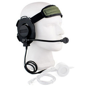 Tactical Headset III met NATO plug