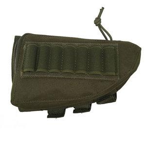 Pouch te bevestigen aan de stock van uw replica ACU Groen OD Multicam Zwart Black Tan Khaki