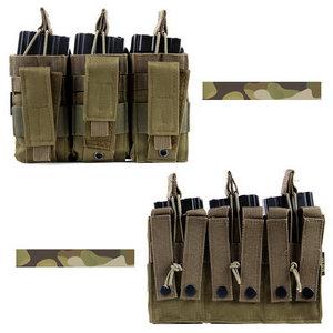 Triple Cangaroo Mag Pouch Multicam (101 INC)