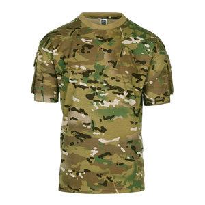 T-shirt Tactical Pocket Multicam (101 INC)
